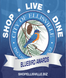 Bluebird Awards No Year Logo